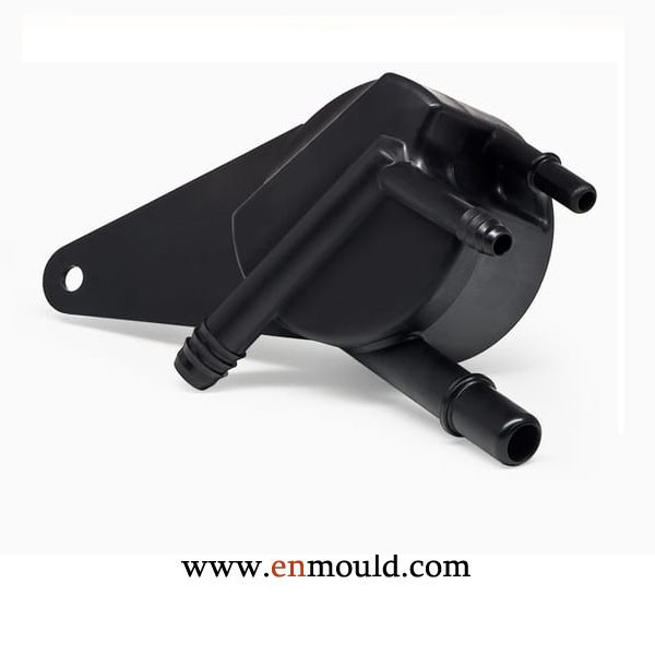 Plastic manifold housing Custom Injection molding auto parts