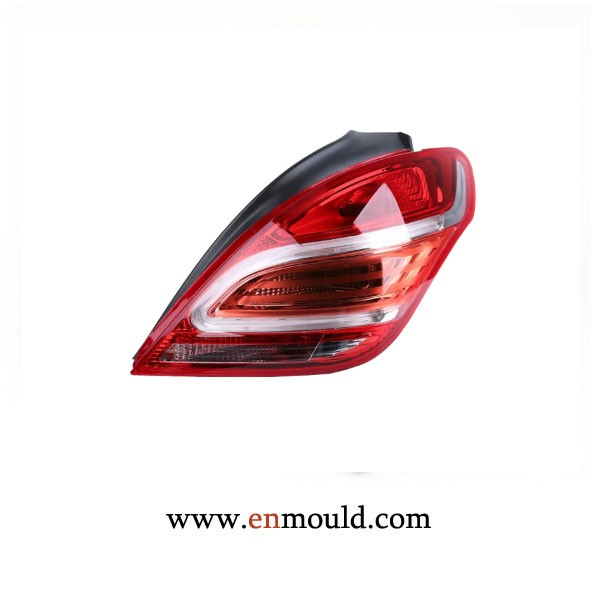 OEM Plastic injection Auto Lamps Shell Mould