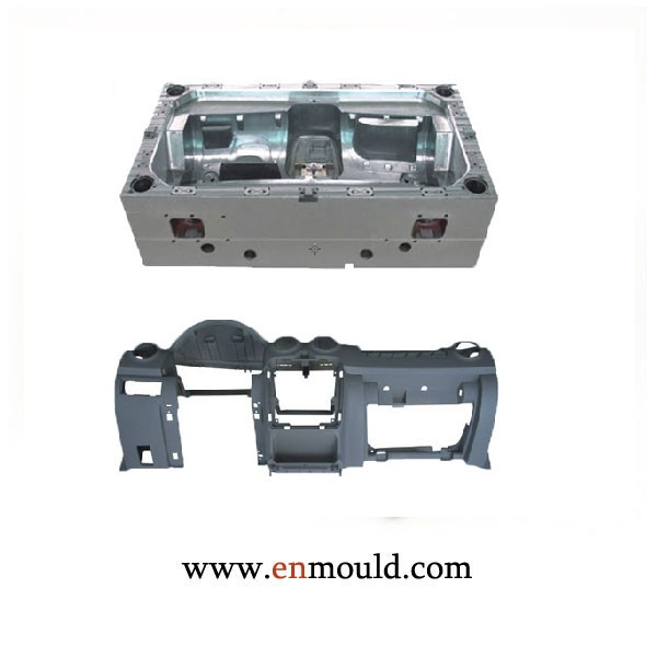 Plastic injection auto parts mould for automotive dashboard