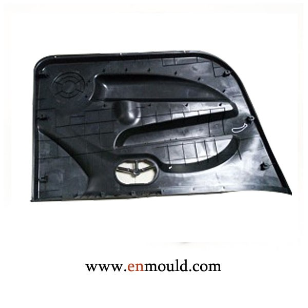 OEM plastic car door trim panel  interior door shell mould auto car door panel mould