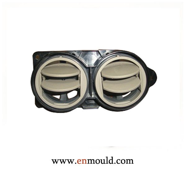 Plastic Vehicle Air Conditioner Vent Outlet Mold Company