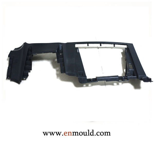 Automotive Plastic Injection Molded Parts Glass Fiber Reinforced PA66 / Nylon 66