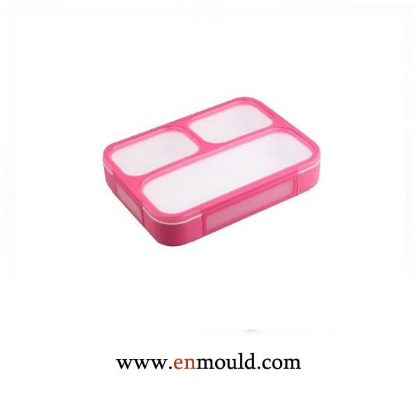 Custom plastic lunch box