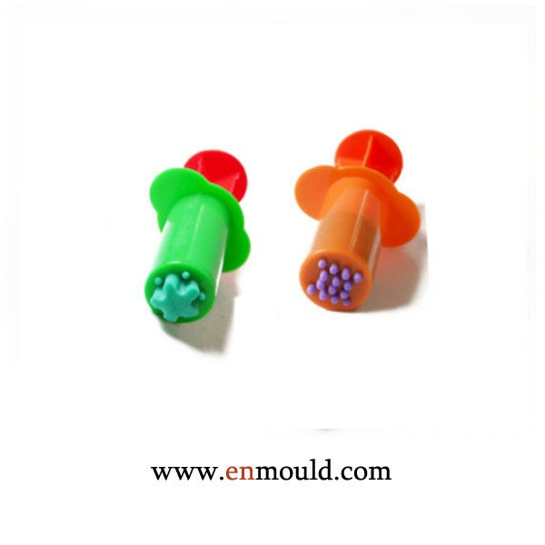 Clay Plasticine Playdough Mould Play Dough Tools Mold