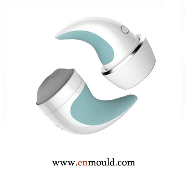 Plastic injection moulded parts for neck massager,Massage equipment plastic parts
