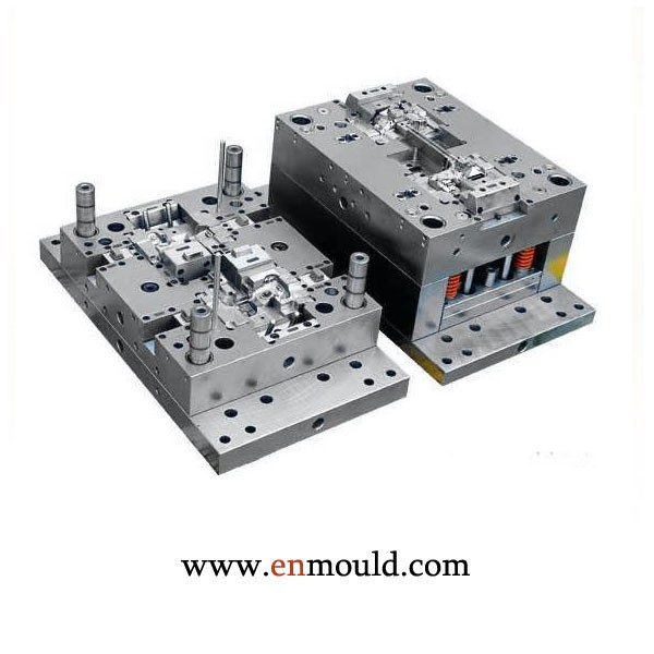 Precision Molded Plastic Injection Molding