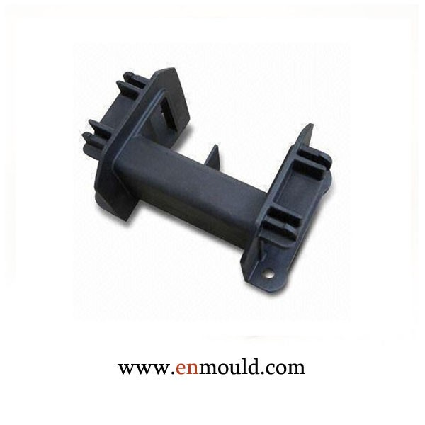 Custom black plastic parts Injection mold