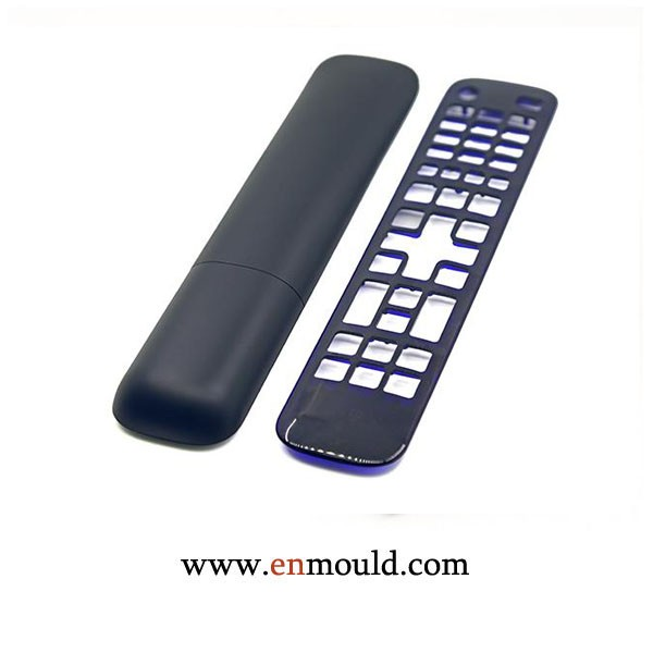 plastic injection mould for remote control enclosure,tele controller