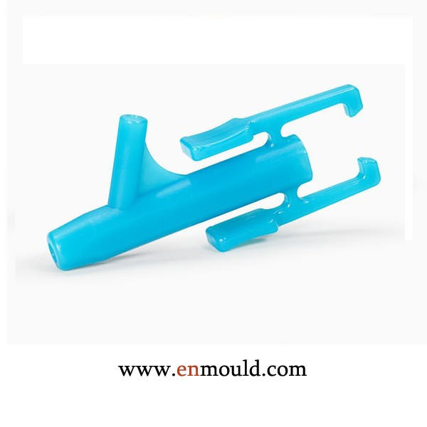 High quality Safety medical Y type IV Tube system injection molding